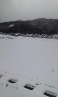 雪ってやだね